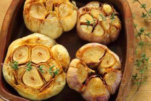 roasted-garlic